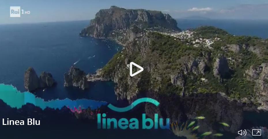 Video: Lo speciale Linea Blu da Capri, trasmissione del 17 Aprile 2017