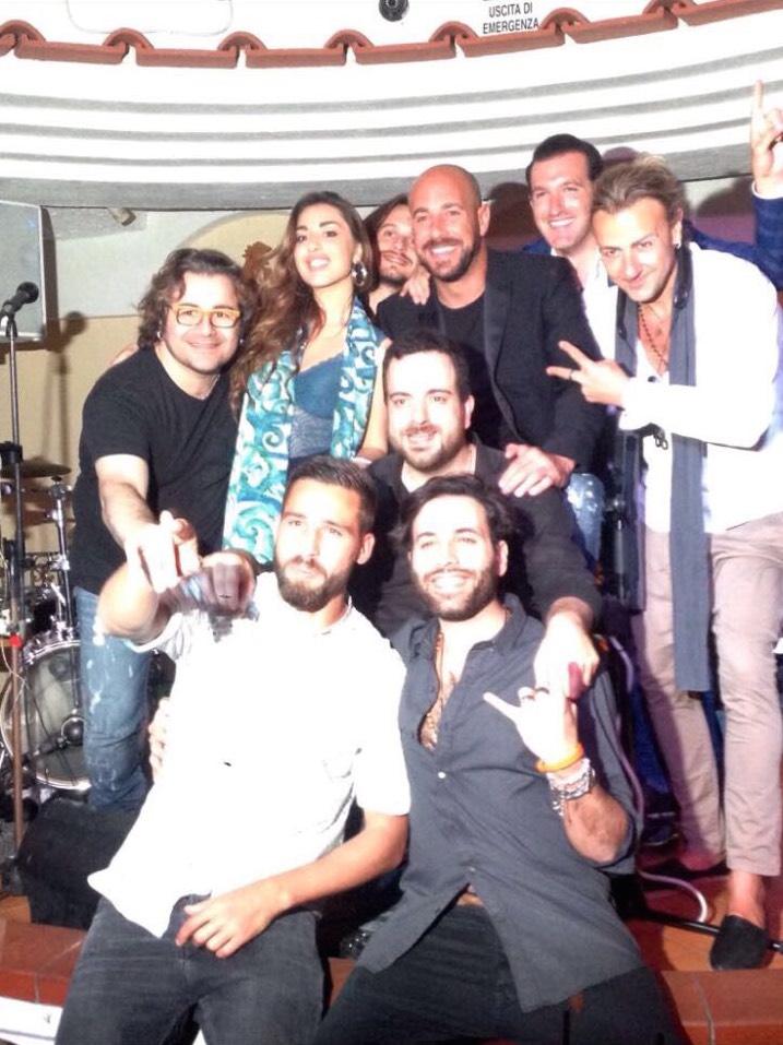 Video: Gli idoli dei tifosi del Napoli: Raina, Pavoletti, Tonelli all' Anema e Core di Capri