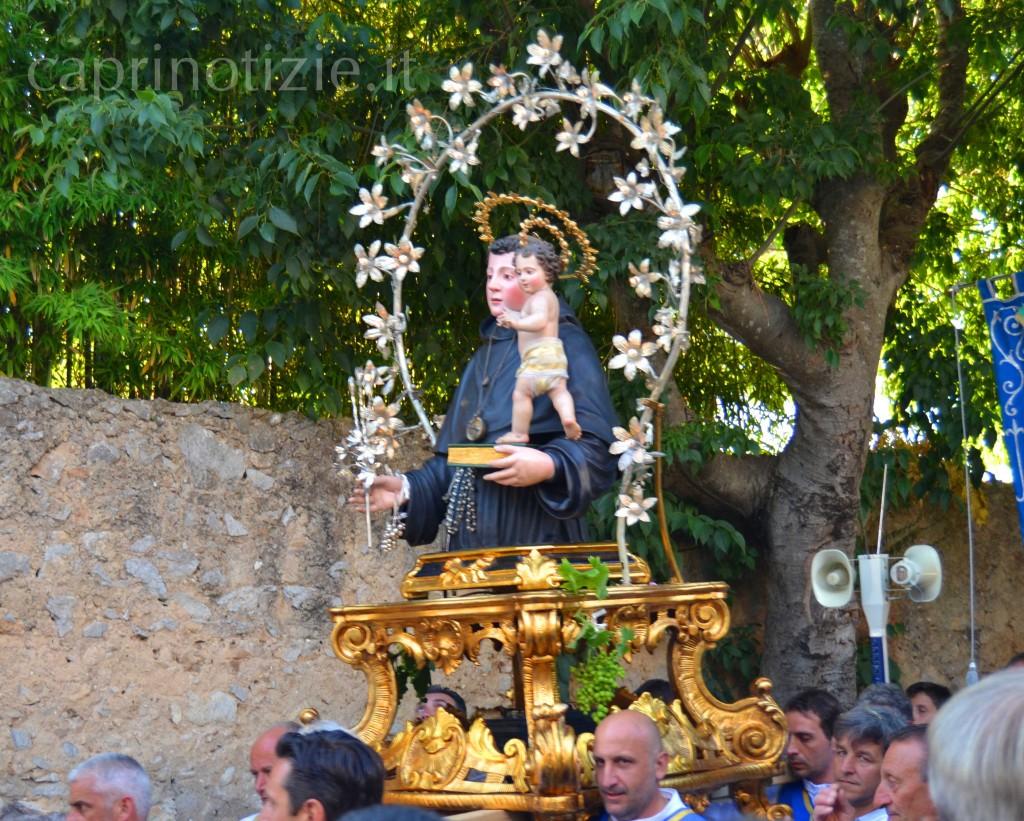 Festa di Sant' Antonio, tra' religione e tradizione