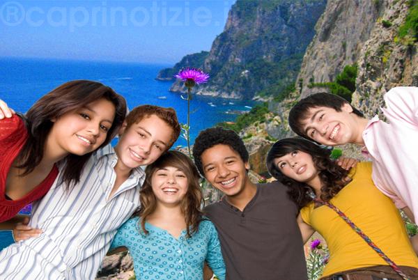 Sbarca a Capri il QUIZZITCH per giovani e brillanti