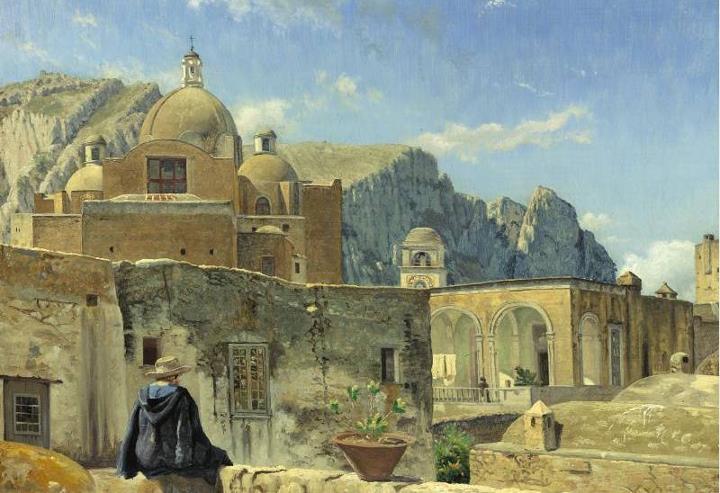 Riscoprire Capri attraverso la cultura, Kaire Arte Capri