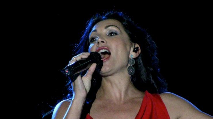 Capri, Luisa Corna in concerto a San Lorenzo