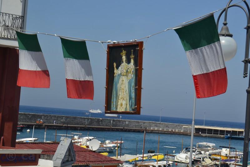 Capri  domenica festeggiamenti per la Madonna della Libera