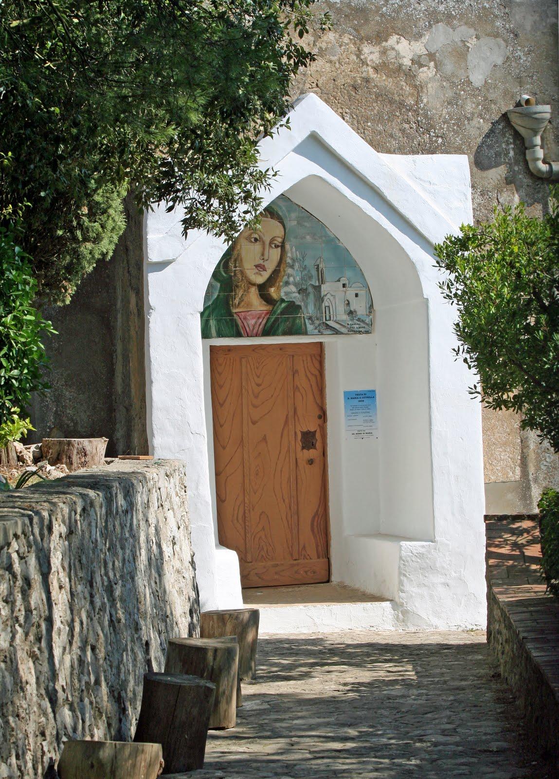 Si rinnova la tradizionale S.s Messa di Ferragosto alla chiesa di Cetrella