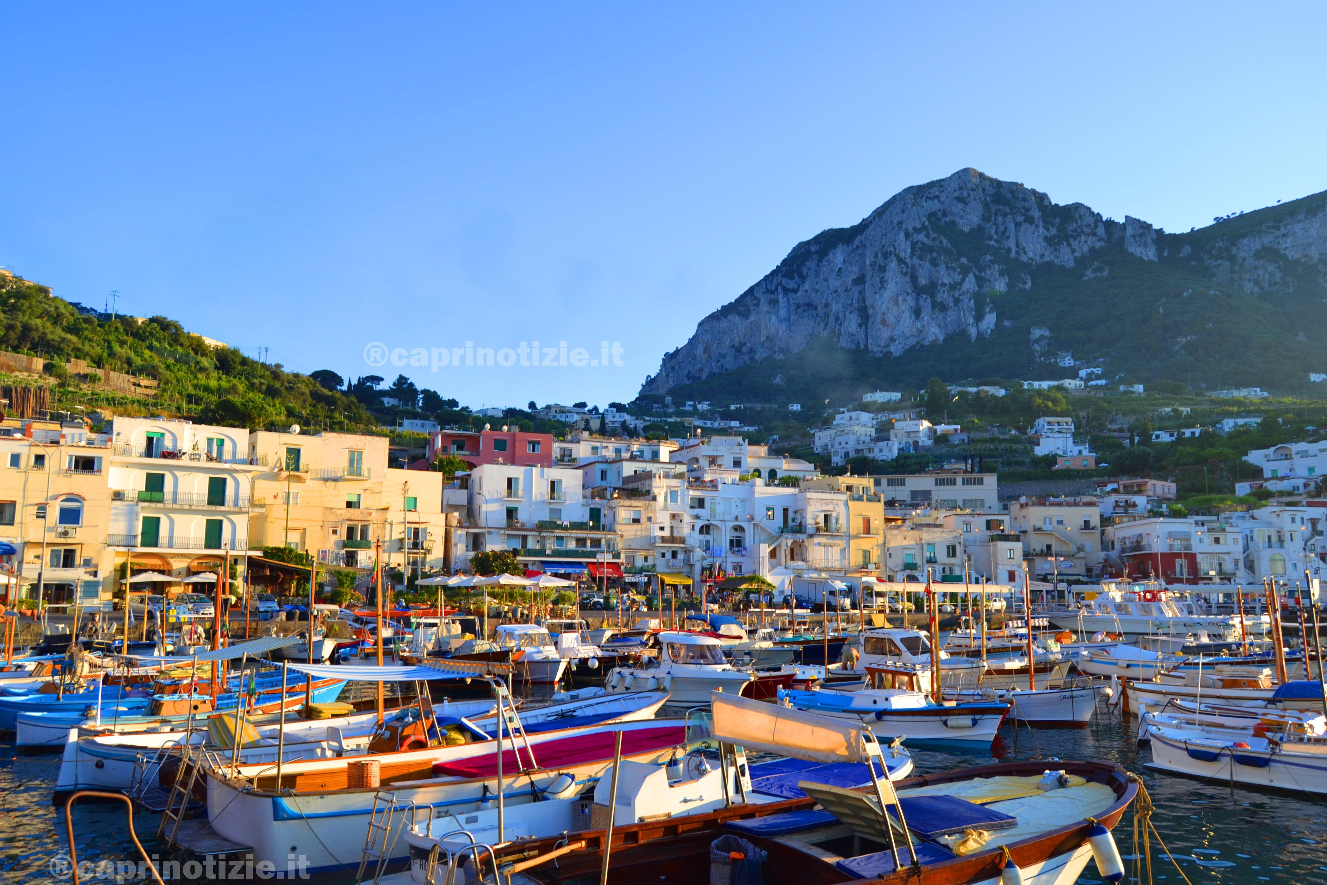 Le vacanze a Capri in autunno