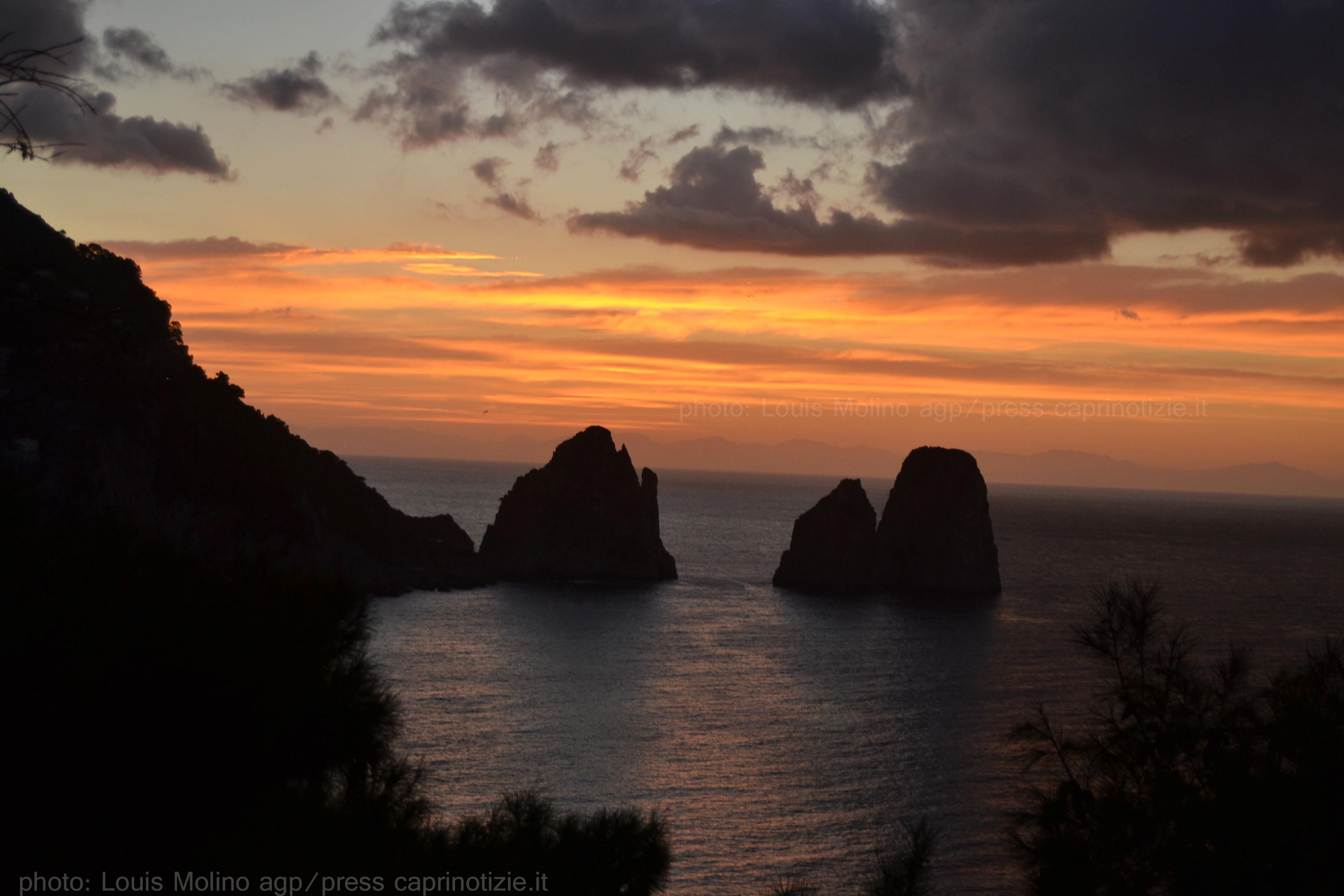 Meteo Capri Weekend, le previsioni di Caprinotizie