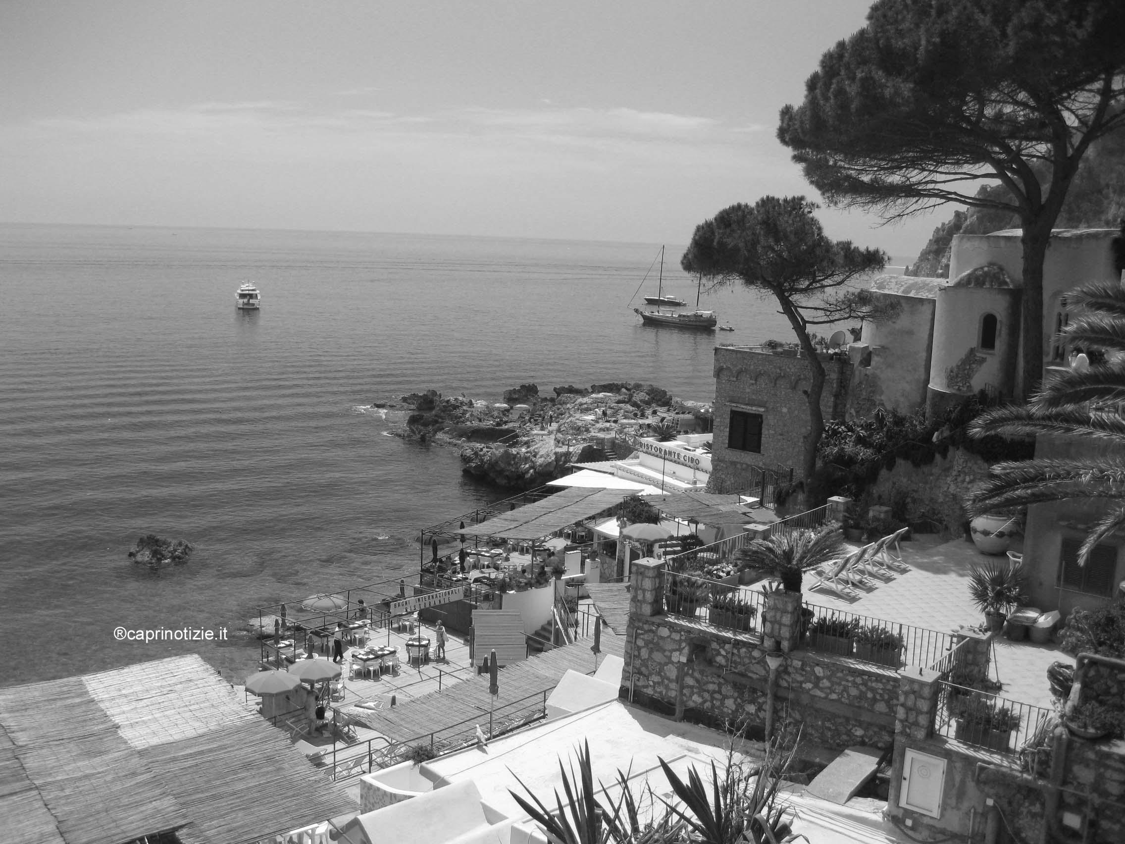 Capri, come era l'isola alla fine del 1800 e inizio 1900
