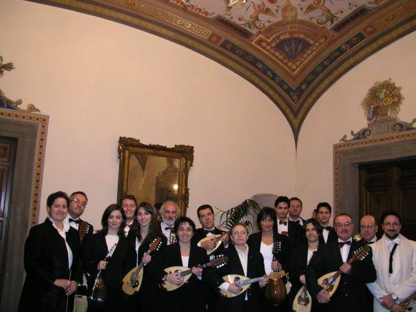 Capri concerto di fine d'anno con l' orchestra Surrentum