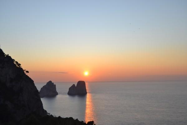 Meteo mare Capri sabato