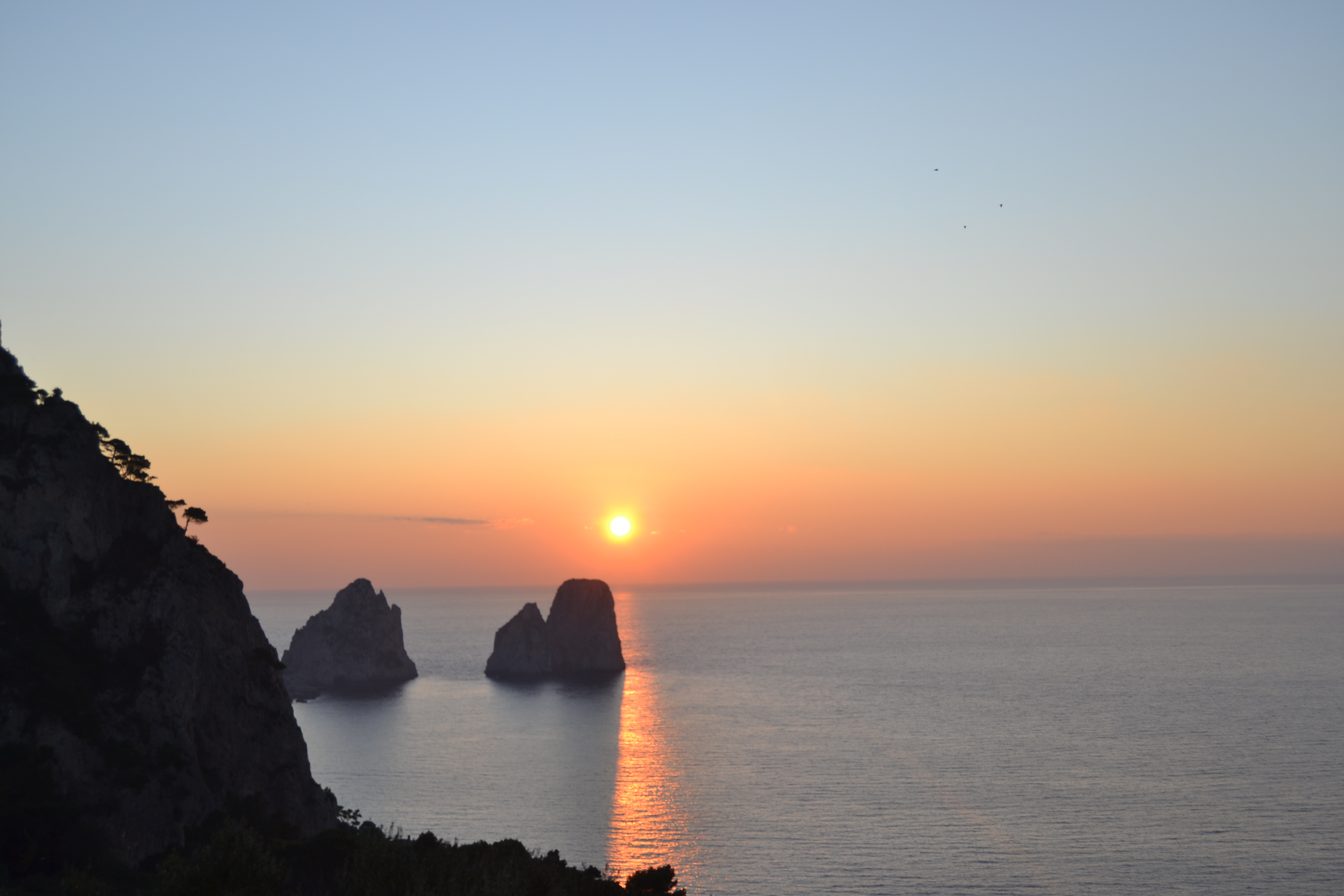 Meteo Mare a Capri, le Previsioni per Sabato