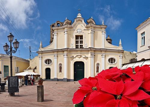 Natale 2011 capodanno 2012, il programma ad Anacapri