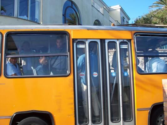 capri bus servizio