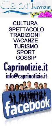 Caprinotizie su Facebook la pagina delle notizie su Capri