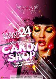 Capri, al red di Anacapri sabato sera con Candy Shop