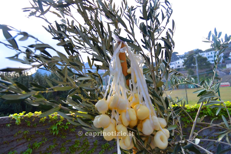 Capri. Benedizioni delle Palme 2018  ( Orari delle benedizioni e delle celebrazioni)