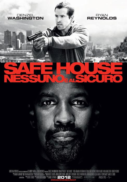 Safe House Nessuno è al sicuro il nuovo thriller con Denzel Washington anteprima video