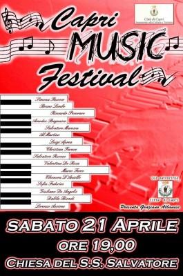 capri music festival