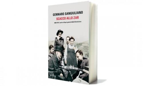 Scacco allo Zar Lenin a Capri il libro di Gennaro Sangiuliano