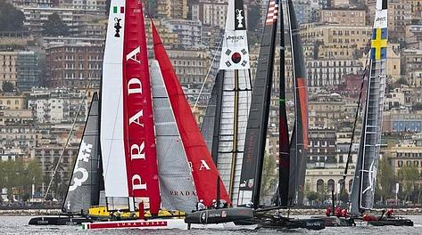 Mimi' De Maio in concerto all' America's Cup World Series