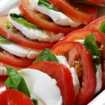 Insalata caprese, la ricetta originale dell'estate di Capri