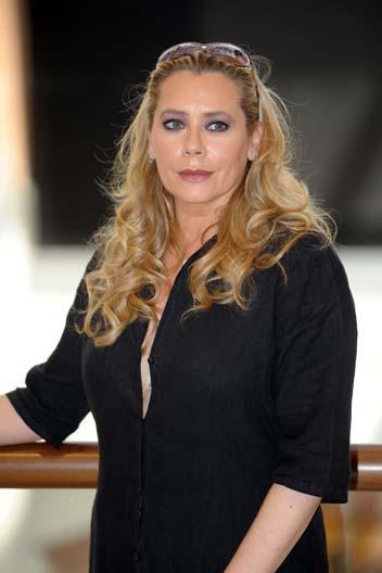 Capri Barabara de Rossi testimonial del convegno Hair&nail Anti-Aging