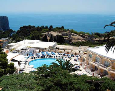 Confronta hotel capri vacanze last minute