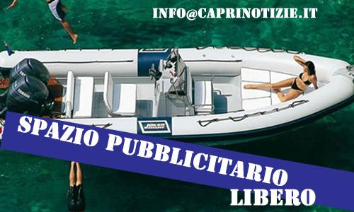 Spazio Libero - Pubblicità su Caprinotizie