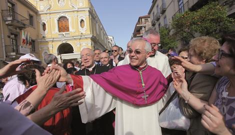 vescovo franxcesco alfano