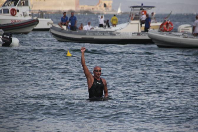 Capri, nuoto domani mattina alle 10.15 il via la Capri- Napoli