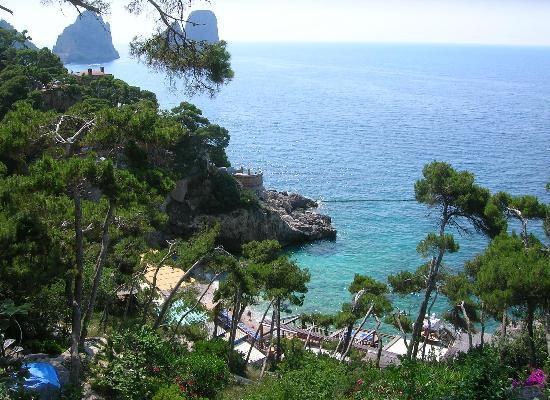 Casa vacanza a Capri Villa Striano offerta last minute