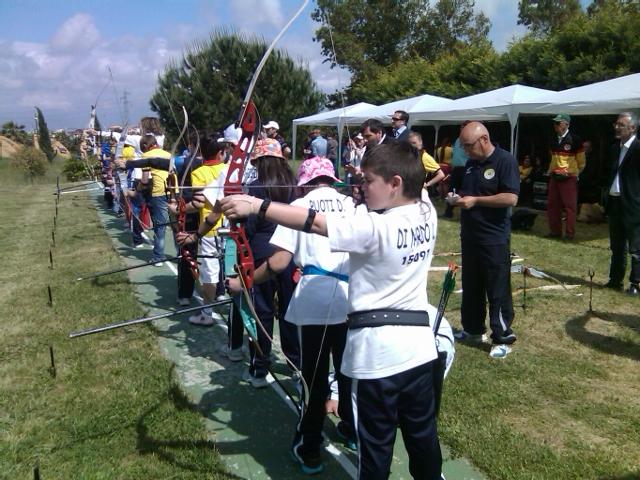 Stage gratuito di tiro con l'arco dal 20 al 29 settembre 2012