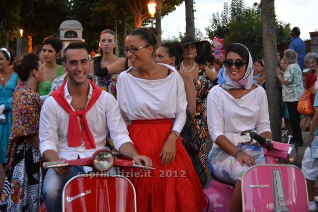 Settembrata 2012 le foto della sfilata di apertura