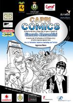 Capricomics apre i battenti, inizia l'evento dedicato al fumetto