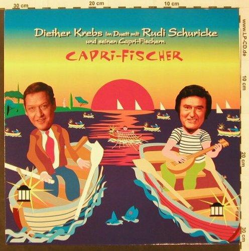 Capri Fischer, la canzone dedicata a Capri nel 1940 e video dell' epoca