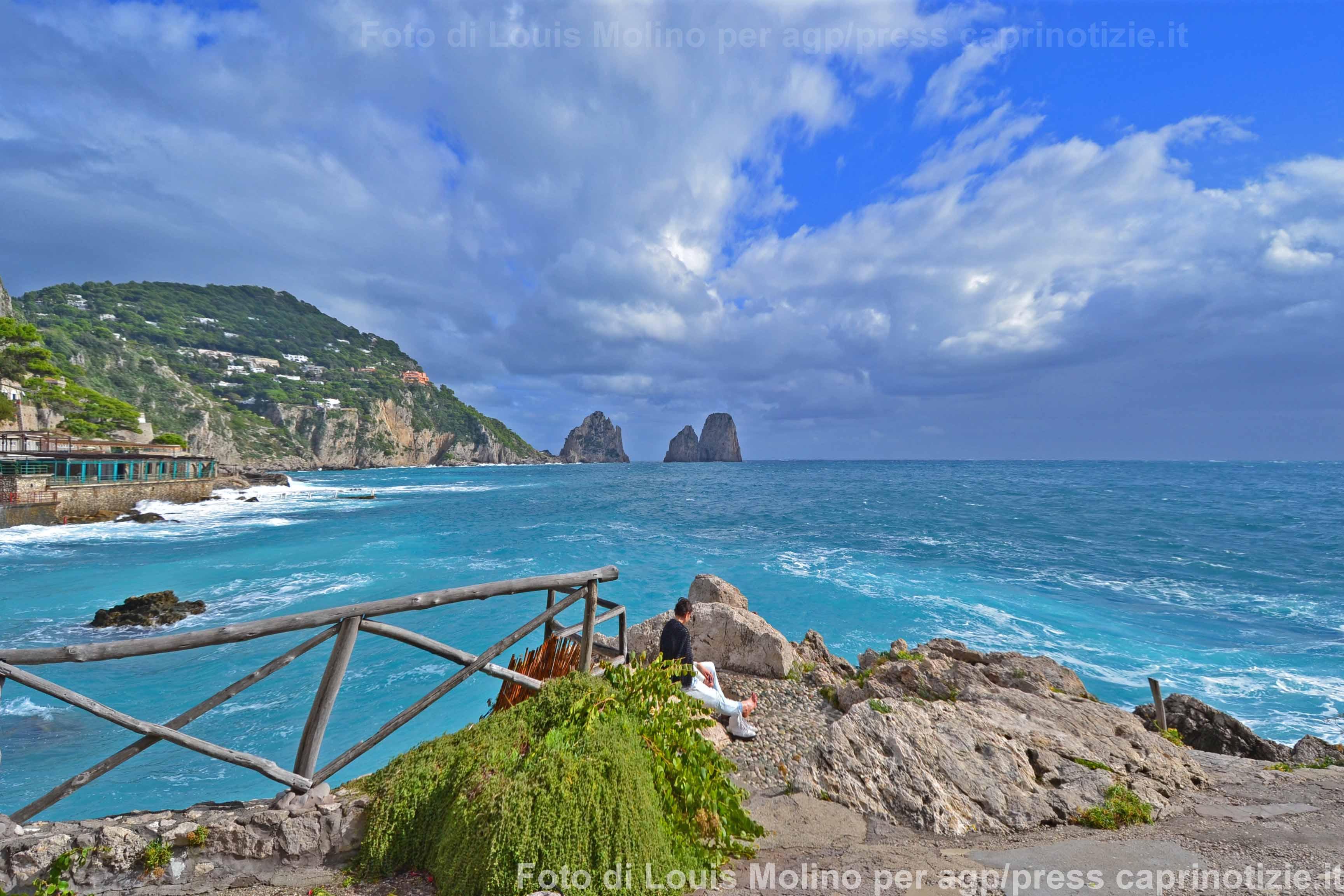 Meteo Capri. Le Previsioni per Oggi