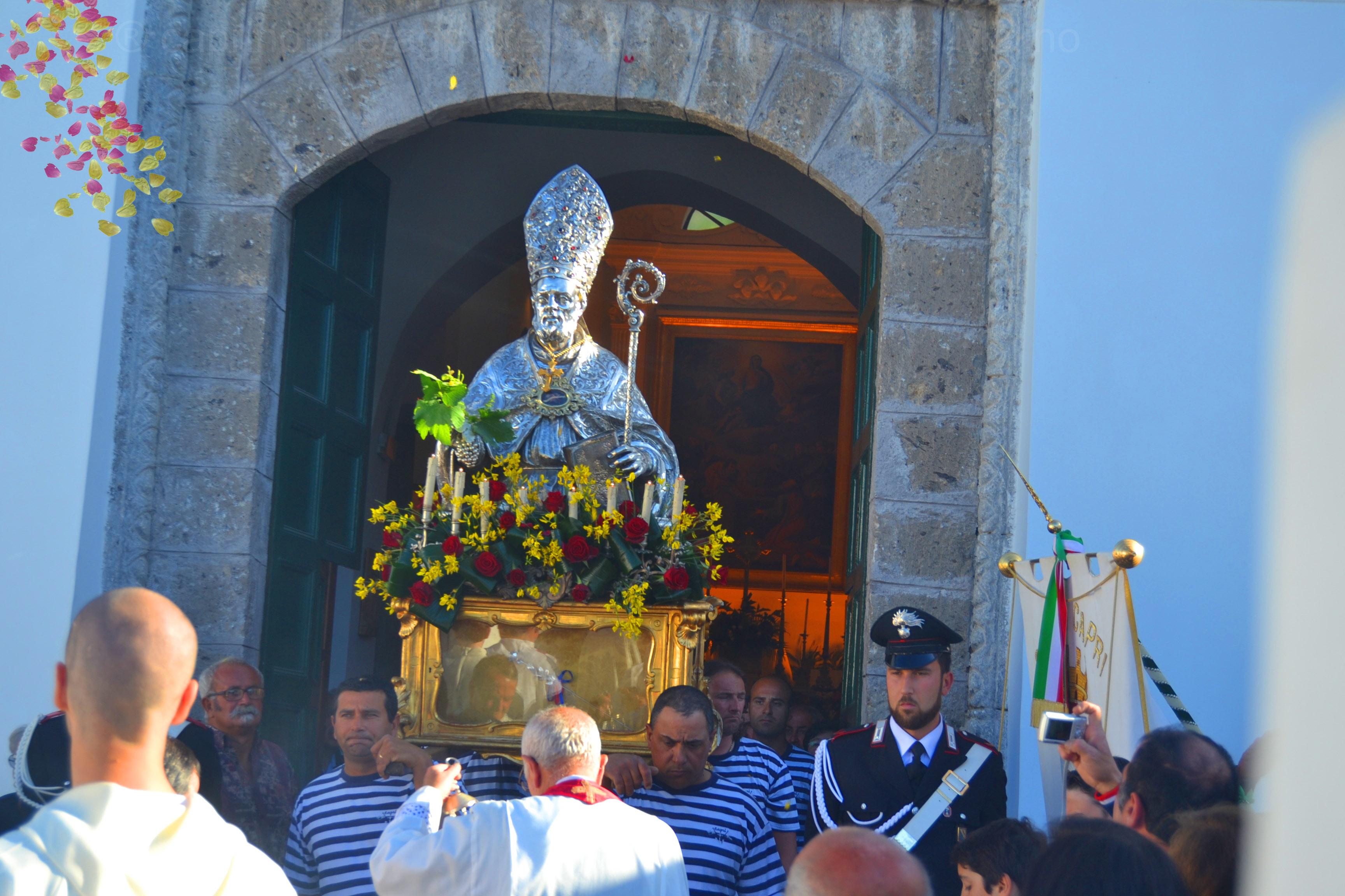 San Costanzo 2014 il programma religioso e civile