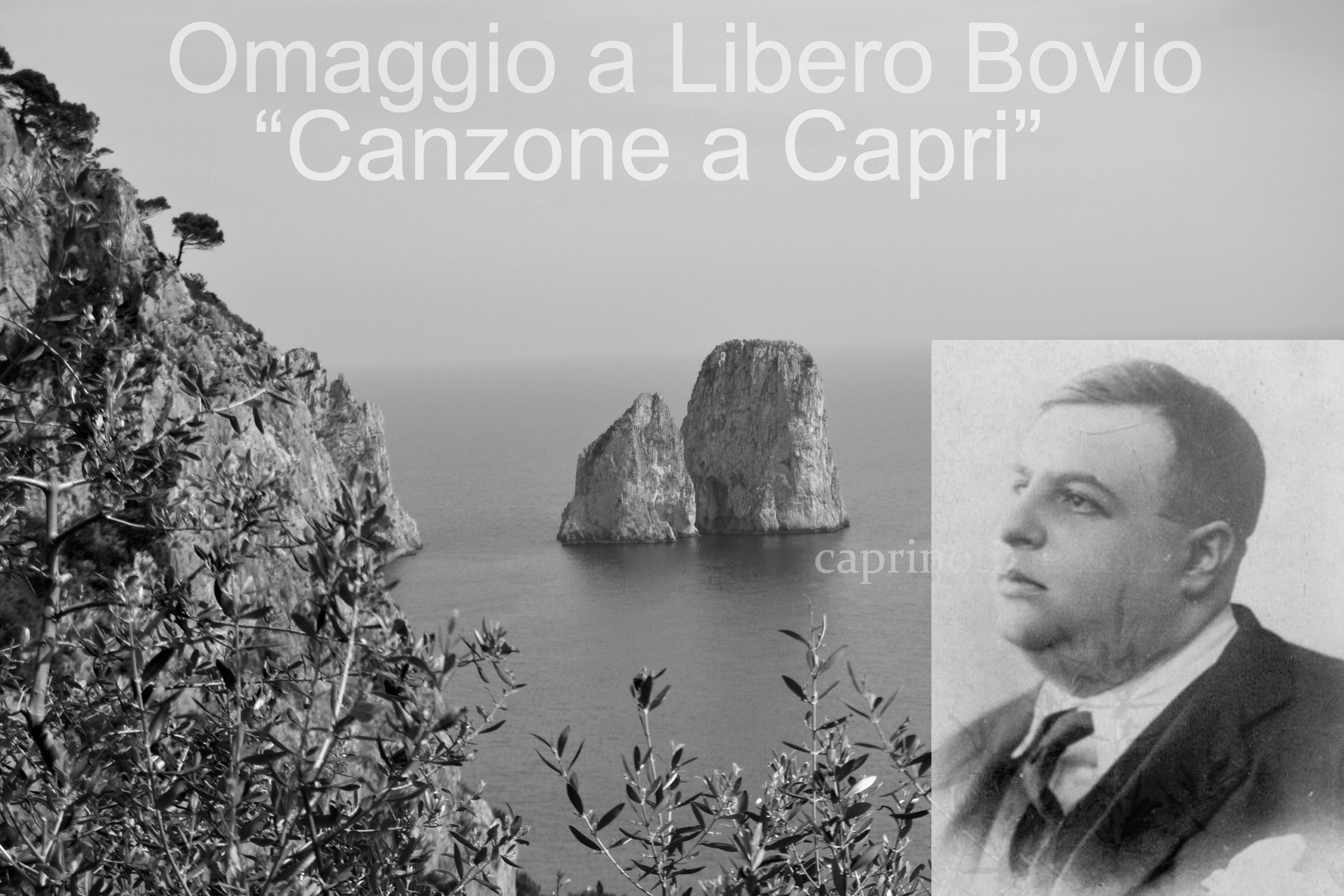 Canzone a Capri di Libero Bovio