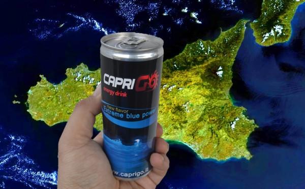 energy drink caprigo' sicilia