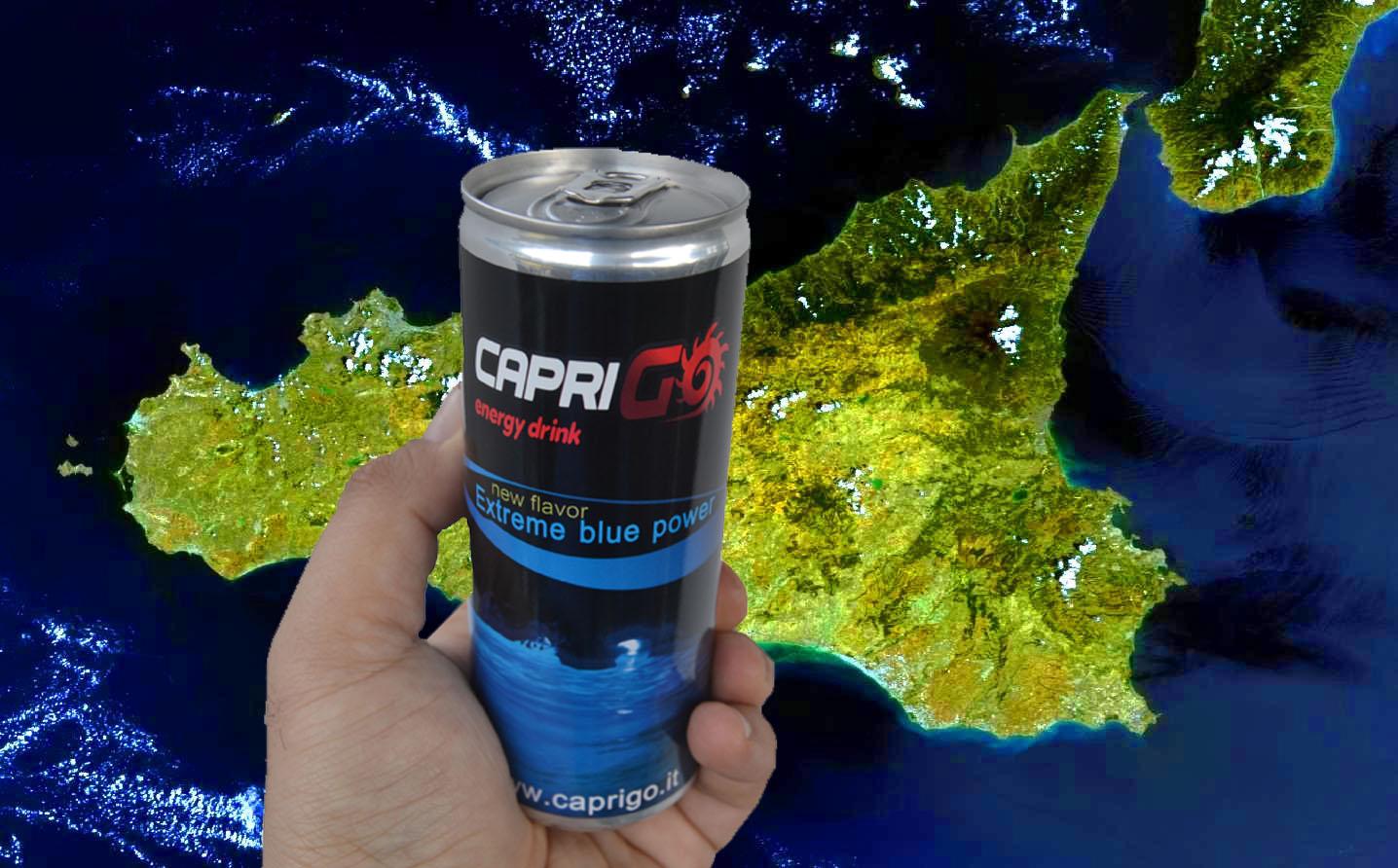 L'energia della Caprigo' in Sicilia