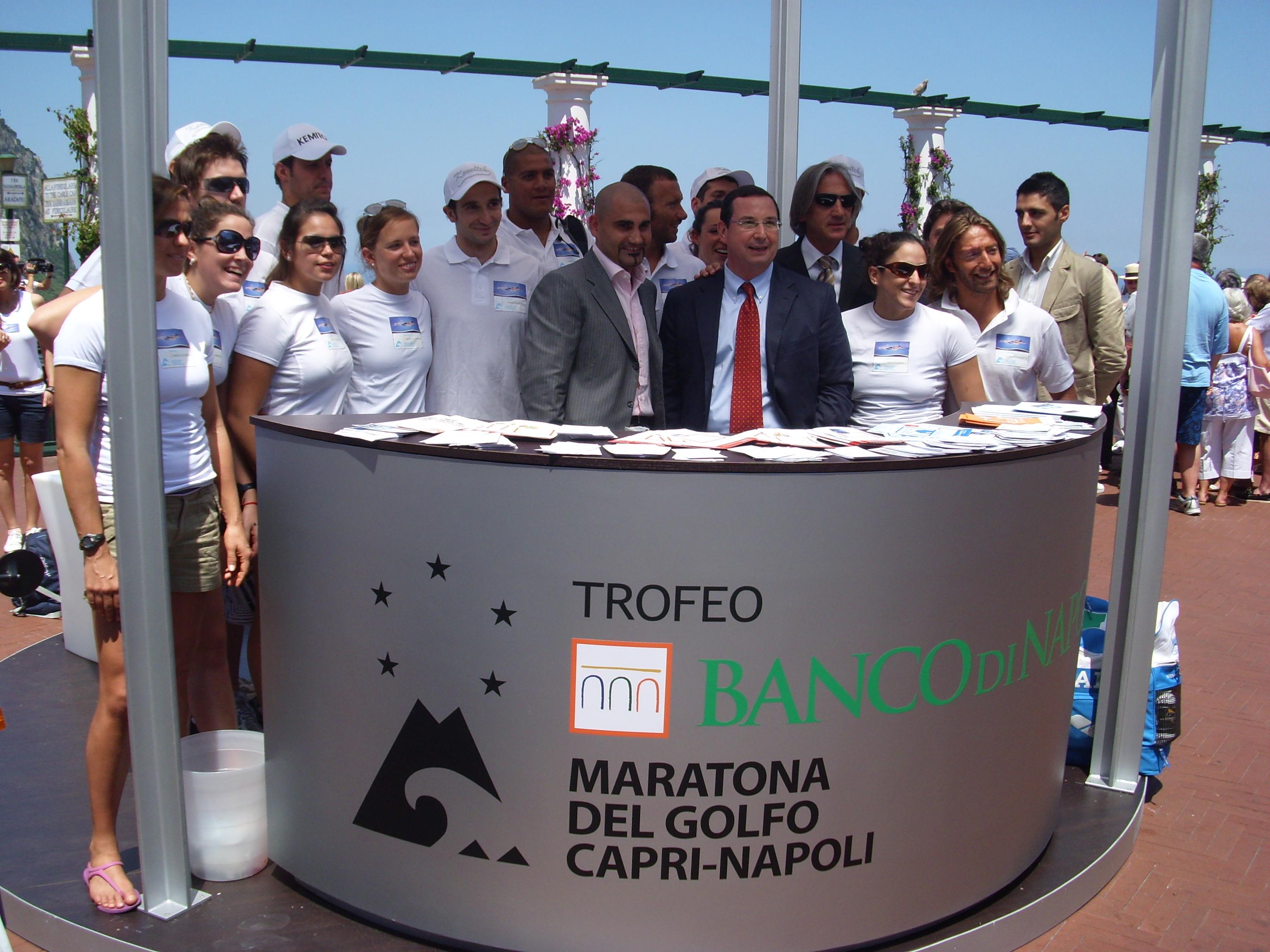 Capri Napoli 2013 di Nuoto, Spot ufficiale