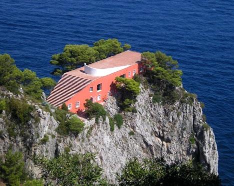 Casa a Capri