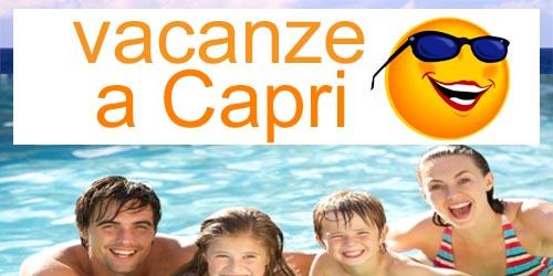 Case vacanze Capri Anacapri