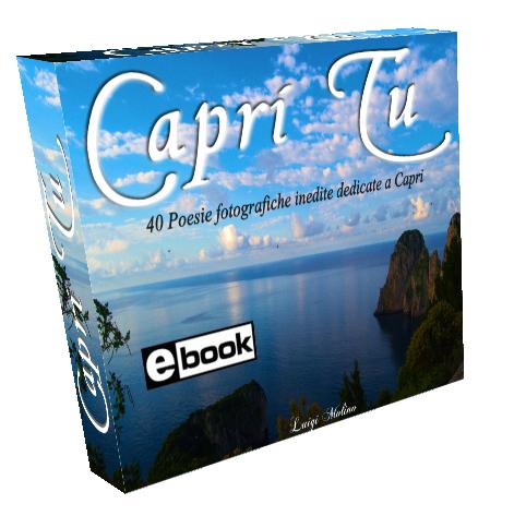 """Ebook fotografico su Capri """"Capritu"""""""