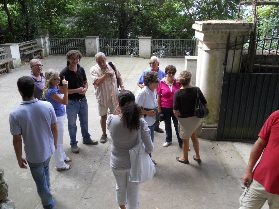 Passeggiando nel weekend 2013 itinerari e passeggiate culturali di Nesea Capri