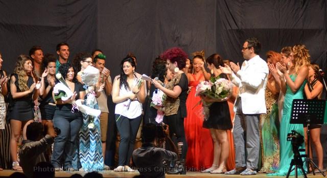 """Capri new Generation"" l'evento moda di alto artigianto caprese"
