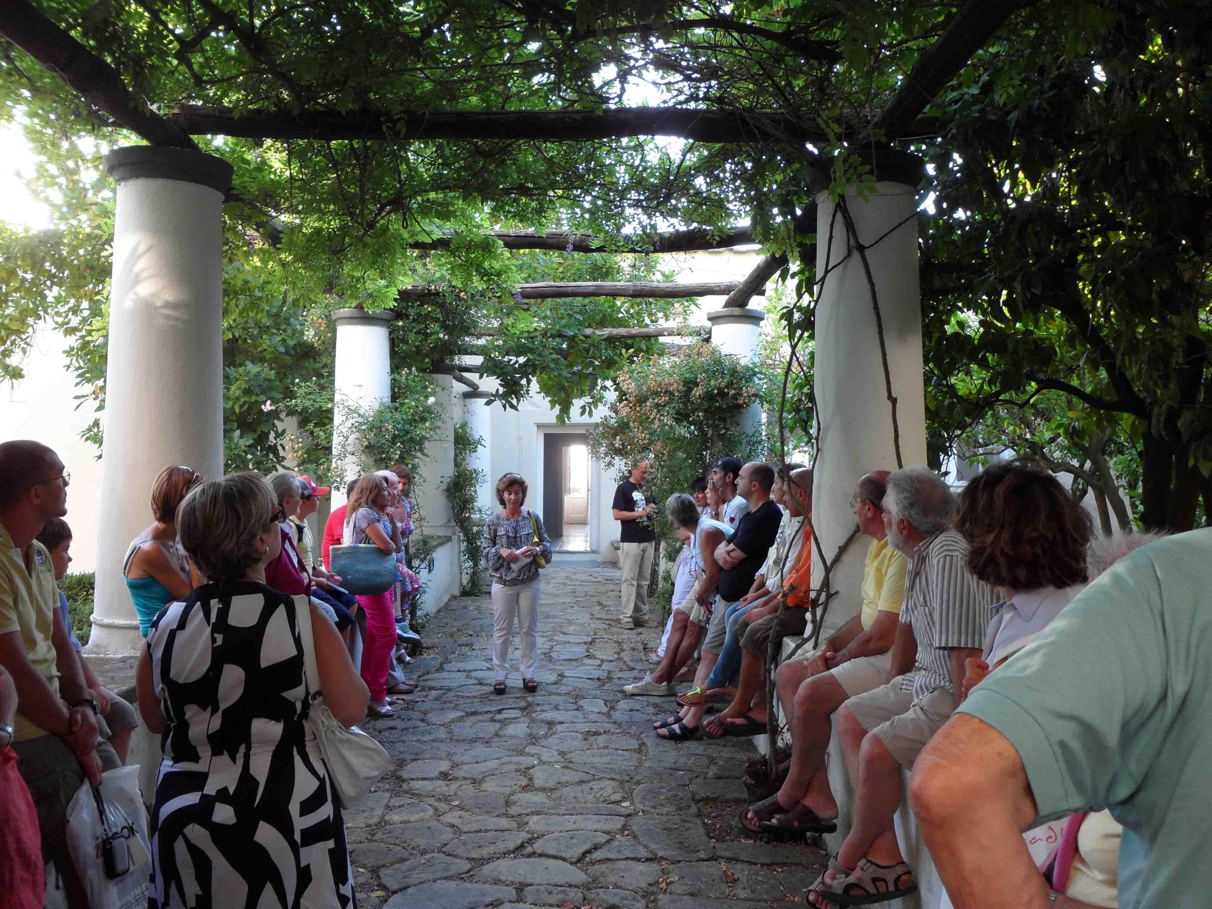 Ritornano i giovedi' dell' arte, excursus storico-artistico tra '500 e '900 di Kaire Arte Capri