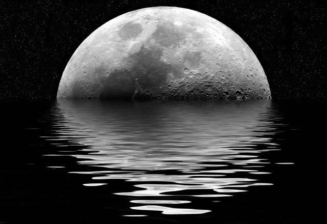 Navigando al Chiar di Luna, tour evento intorno all' isola