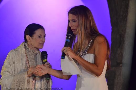Grande successo per la prima edizione del premio Capri Danza international