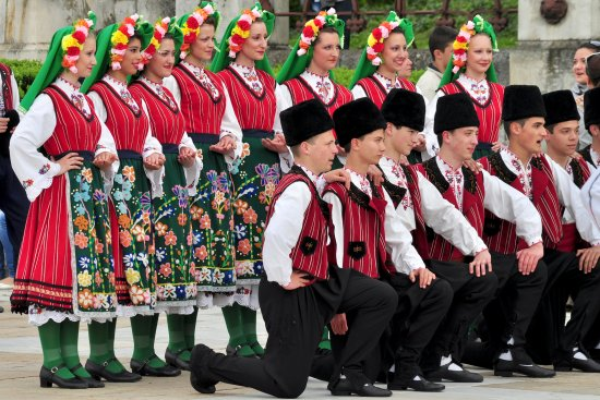Festival internazionale del Folklore dal 1 al 7 agosto ad Anacapri (programma completo)
