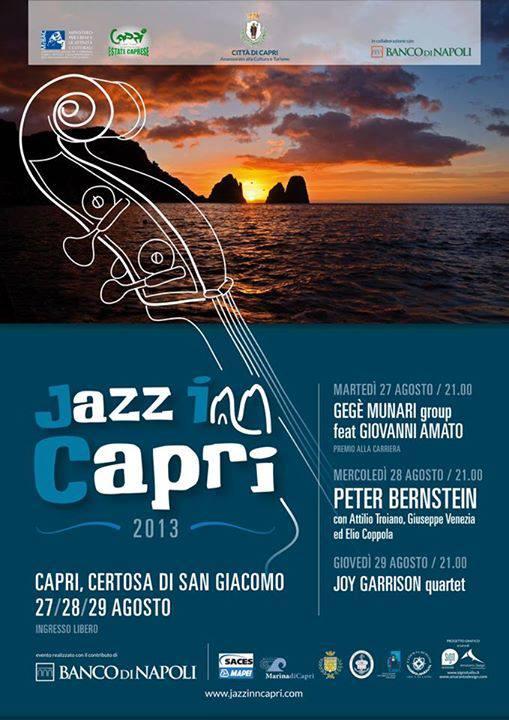 jazz in capri